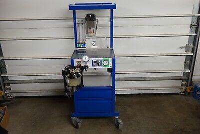 Surgivet University Veterinary Anesthesia Machine With Isoflurane Vaporizer