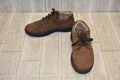 (Drew Toledo Oxford - Men's Size 9.5 (4W), Brown)