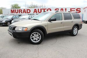2005 Volvo XC70 !!! LEATHER !!!