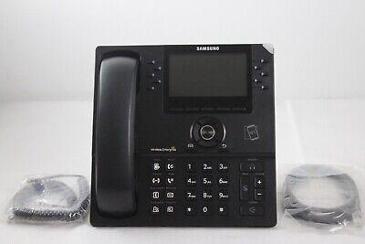 Pack//Lot of 10 Black 9 Ft Handset Cord Samsung Phone OfficeServ SMT-i DS ITP