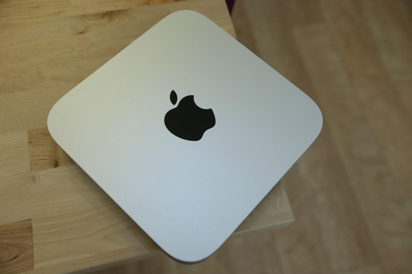 2012 Mac Mini 2.5GHZ (2X) 256GB SSD's 16GB RAM USB 3.0 OSX El Capitan SHIPS FAST