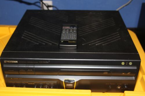 Pioneer LaserDisc Player CLD-A100