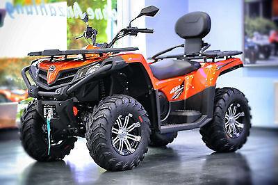 Quad/ATV  CFMoto CForce 450 EFI 4x4  inkl. LOF-Zulassg.  ()