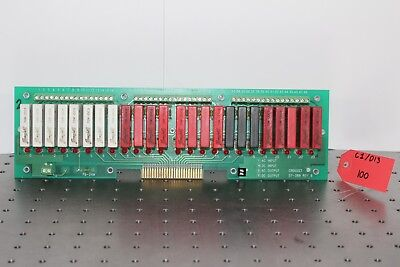 Crouzet Corp. 57-389 Rev B Pb-24m P2399 Circuit Board Usedc1d13-100