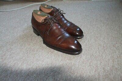 *RARE* Bespoke Santoni Shoes UK 9 - RRP £3,800 - Berluti Corthay Patina *WOW*