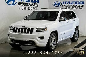 Jeep Grand Cherokee 2015 + OVERLAND + 4X4 + 20'' + AVERT. COLLIS