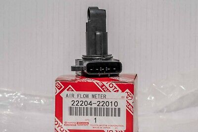 TOYOTA In Take Air Flow Meter MAF Sensor 22204-22010