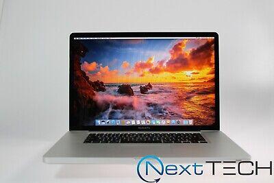 "Apple MacBook Pro A1297 17"" 2.53GHz - 3.06Ghz Turbo i5 Glossy 8B RAM 2TB SSHD"
