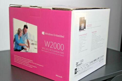 Thecus W2000 Windows Storage Server 2012 R2 NAS