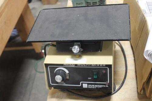 Barnstead / Lab-Line 4600  Shaker Rocker WORKING