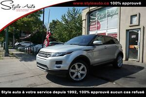 2013 Land Rover Range Rover Evoque PURE PLUS TOIT PANORAMIQUE