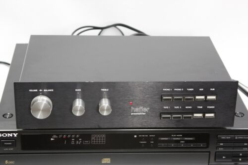 HAFLER DH-101 2 CHANNEL STEREO PREAMPLIFIER
