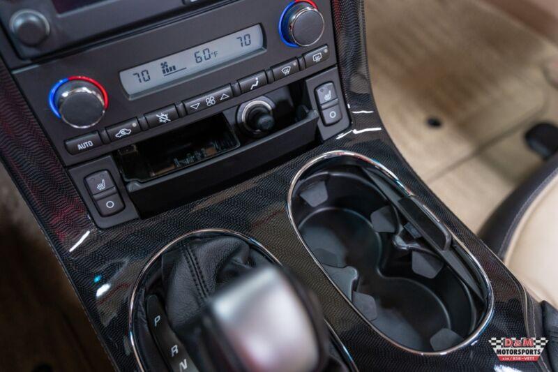 Image 21 Coche Americano usado Chevrolet Corvette 2011