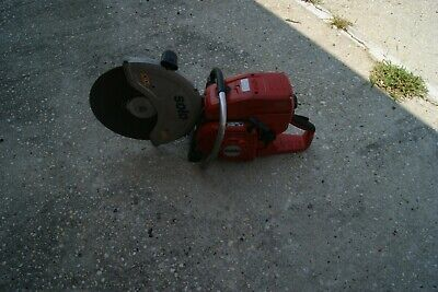 Solo 880 Gas Powered Concrete Cut-off Saw We Ship Only To East Coast