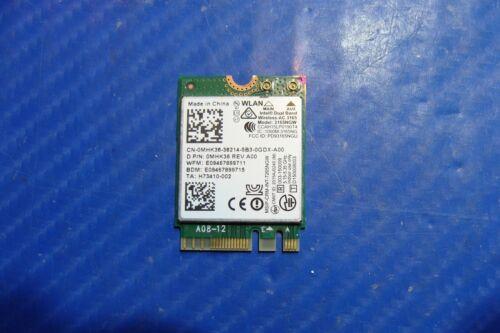 "Dell Inspiron 13.3"" 13-7359 Genuine Wireless WiFi Card 3165NGW MHK36 #1 GLP*"