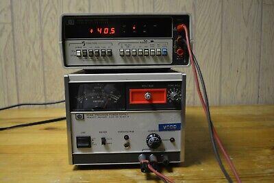 Hp6114a Precision Power Supply 20v2a 40v1a