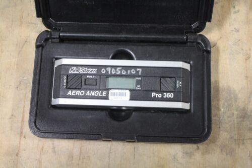 KELL-STROM PRO 360 AERO ANGLE DIGITAL PROTRACTOR KELLSTROM