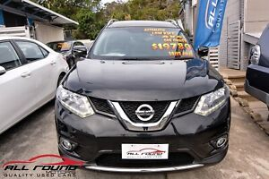 2014 Nissan X-trail ST-L Automatic SUV•low kms•log book•warranty Tweed Heads Tweed Heads Area Preview