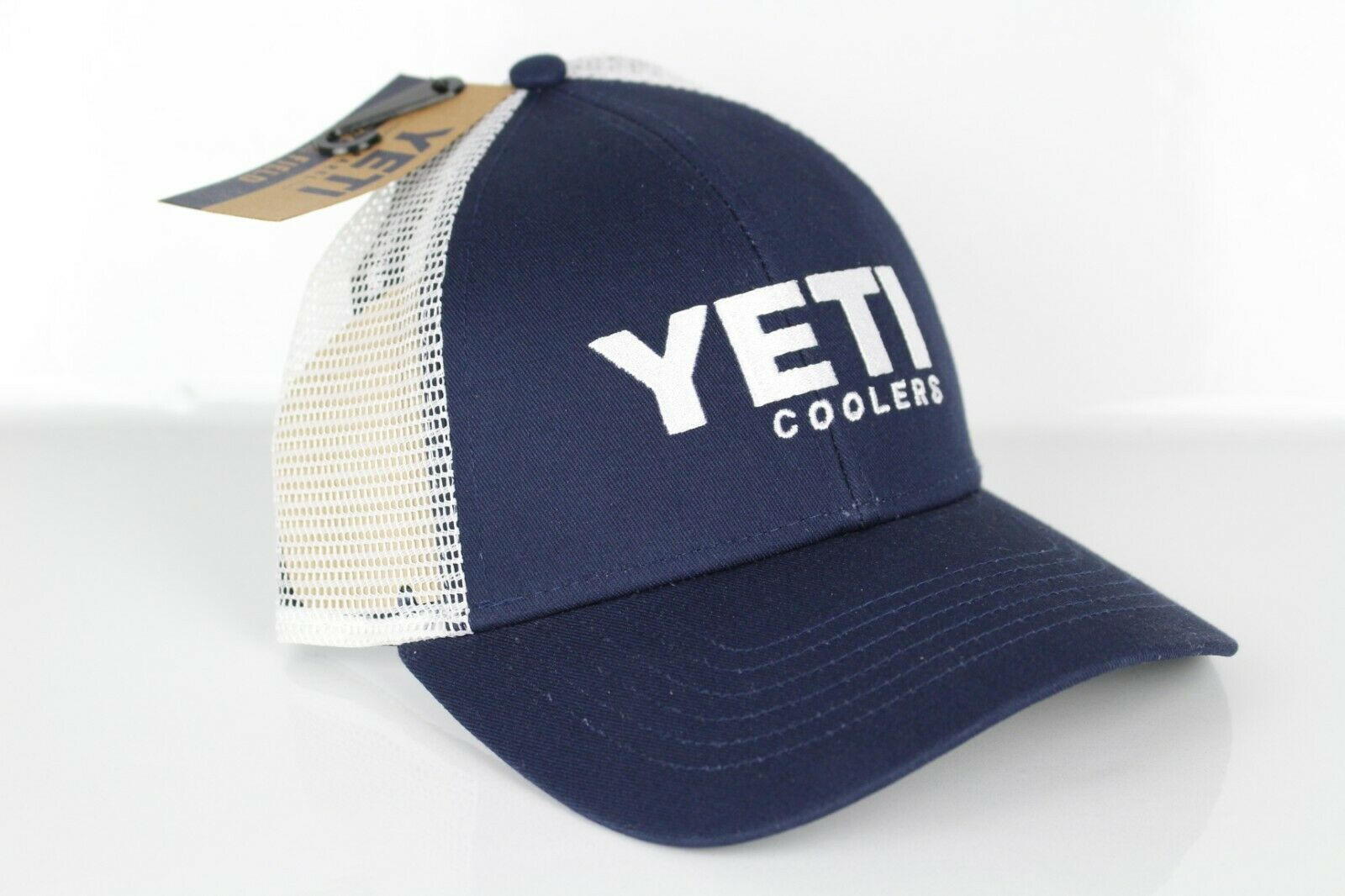 Yeti Traditional Trucker Hat Navy