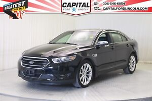 2017 Ford Taurus Limited AWD **New Arrival**