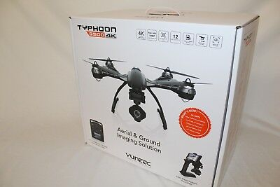 Yuneec Q500 4K Typhoon Quadcopter Drone RTF, CGO3 4K Camera, ST10+ & Calm Grip