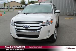 2011 Ford Edge 4 portes SEL, Traction avant