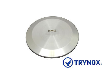 4 Sanitary Stainless Steel 316l End Cap Trynox