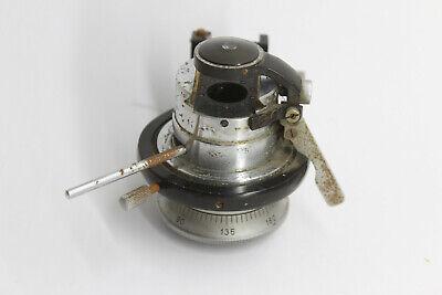Lomo Microscope Polarising Condenser Min8