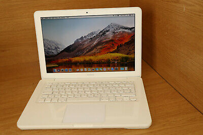 "Apple MacBook A1342 13.3"" MID 2010 2.4GHZ 2GB NVIDIA 320M 1TB HDD 10.13.4 #16"