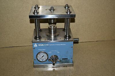 Mti Msk-110 Hydraulic Compact Crimping Machine Pf35