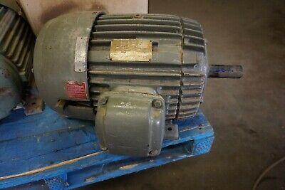 U S Motors 3 Phase 15 Hp Hazardous Location Motor 1765 Rpm 254 T Frame