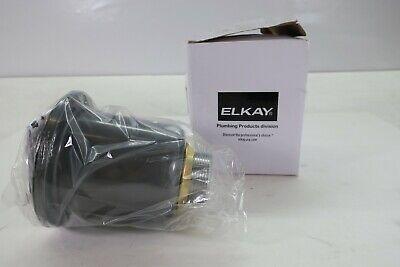"""Elkay LKDD 3.5"""" Kitchen Sink Drain with Deep Strainer Basket & Brass Tailpiece"""
