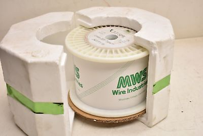 Mws Wire Industries Magnetic Wire 37sml Class 220 Type M Jw117715 7.65l Bs