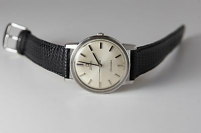 Vintage Omega Seamaster Automatic Watch Stainless Steel