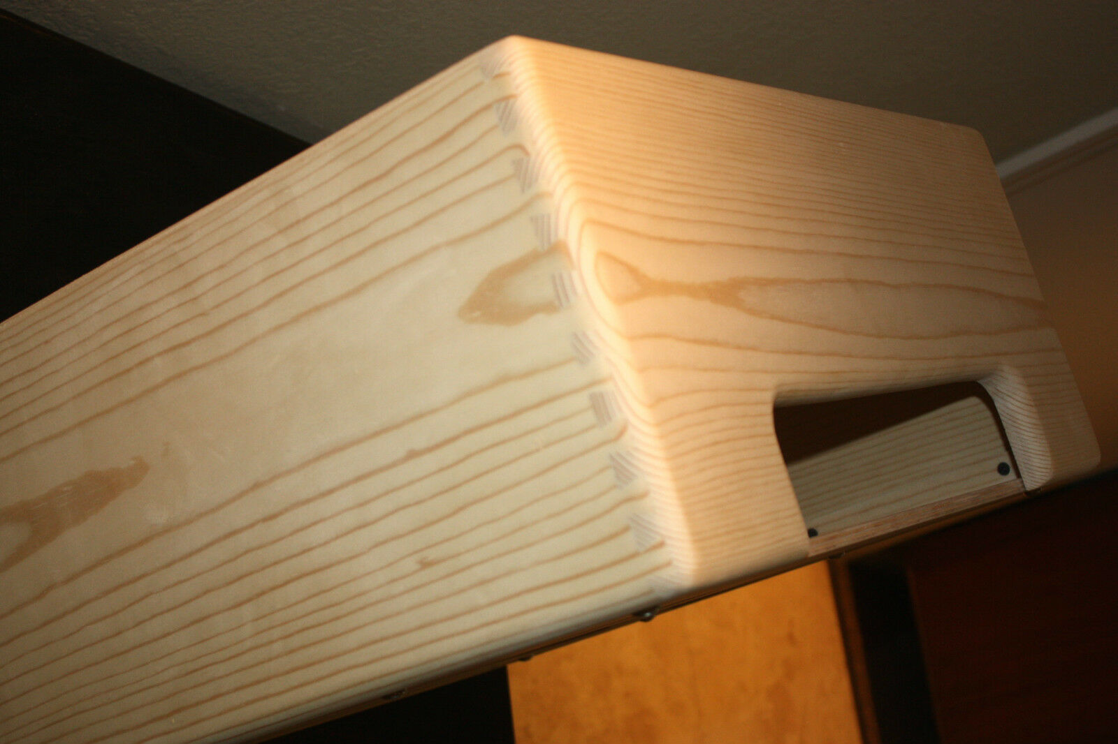 1x12 Guitar Cabinet Empty Rawcabs Diy Oversized Empty 1x12 Pine Narrow Panel Tweed Style