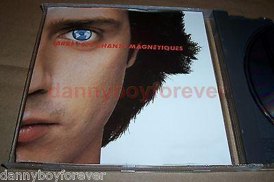 Jean Michel Jarre France MPO CD Les Chants Magnetiques 01 1st First Pressing