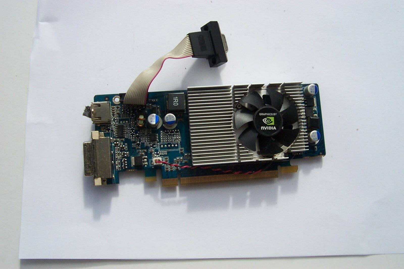 PACKARD BELL NVIDEA GRAFIK  KARTE DDR2 512 M GUT