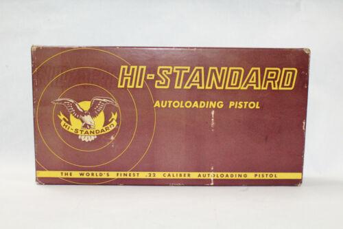 ORIGINAL HI-STANDARD AUTOLOADING PISTOL BOX