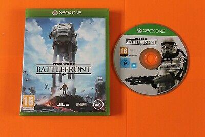 xbox one game - Star Wars Battlefront