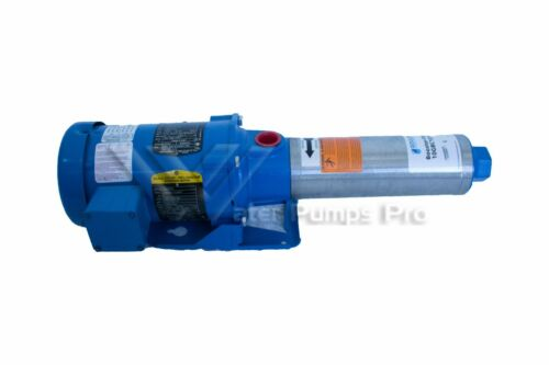 5GBC0512J0 Goulds 1/2HP 3PH Multi-Stage Centrifugal Booster Pump