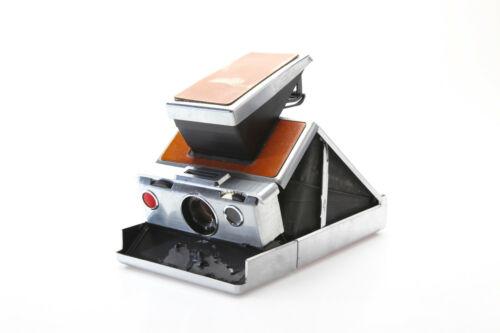 Polaroid SX-70 Land Camera Tan