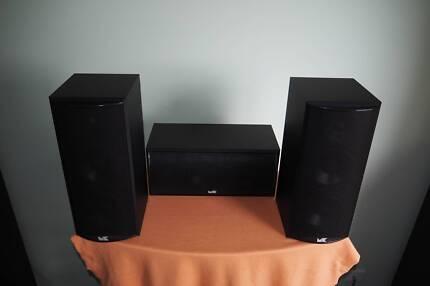 MK Sound Miller Kreisel LCR 750THX Mk2 Speakers