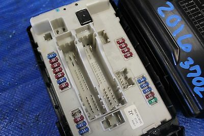 2016 nissan 370z nismo oem factory engine bay junction fuse box for we have a 2016 nissan 370z nismo oem factory engine bay junction fuse box vq37 z34 01512 this item is used and show signs of imperfections