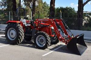 NEW MASSEY FERGUSON 63HP ROPS TRACTOR W/FEL Aldinga Beach Morphett Vale Area Preview