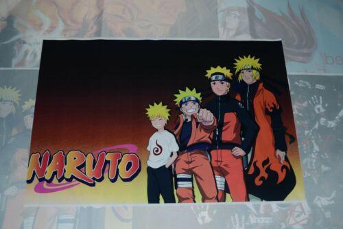 Anime Naruto Uzumaki Shippuden  New 60x90cm Canvas Cloth Wall Poster