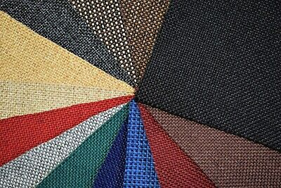 Fabric Seat Upholstery - Commercial Grade Tweed Canvas Fabric 55