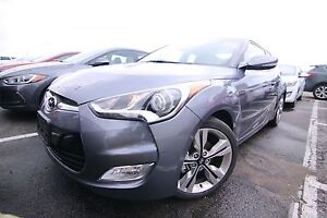 2016 Hyundai Veloster VELOSTER TECH. NAVI, LEATHER, CAMERA, PANO