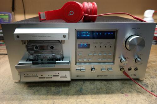 Pioneer CT-F950/900 Cassette Deck Pro Restoration Service Only