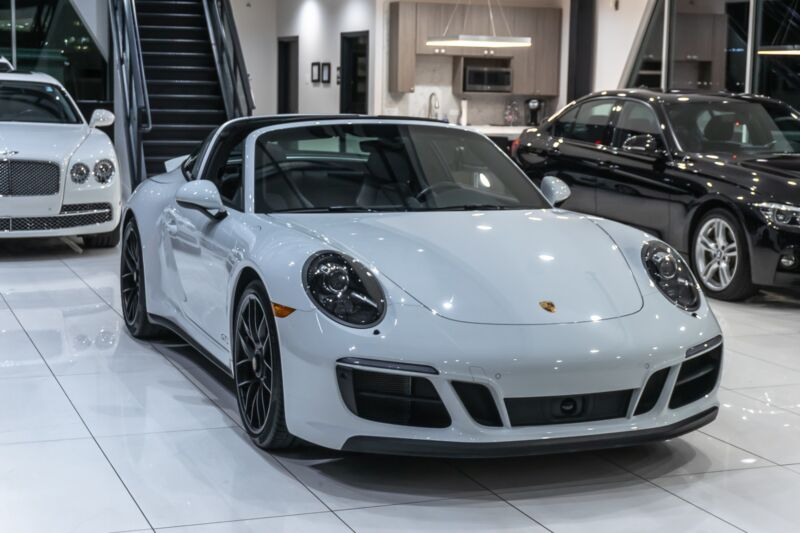 Image 7 Coche Americano usado Porsche 911 Targa 4 GTS 2018
