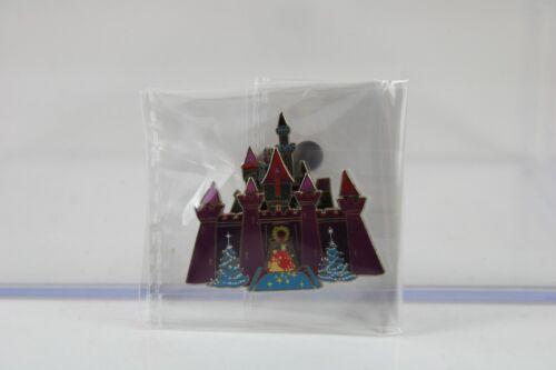 Disney Catalog Pin 2002 Advent Calendar Christmas Eve Sleeping Beauty Castle